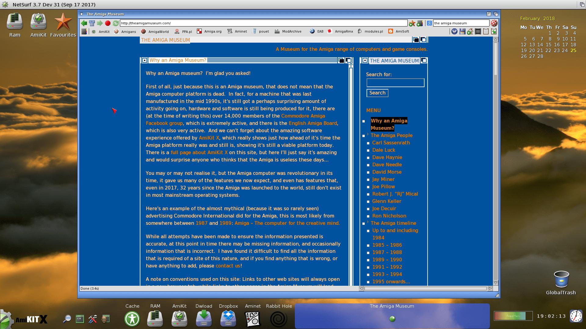 The Amiga Museum » AmiKit X